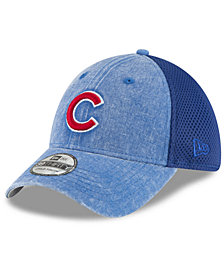 New Era Boys' Chicago Cubs Hooge Neo 39THIRTY Cap