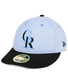 New Era Colorado Rockies Father's Day Low Profile 59FIFTY Cap
