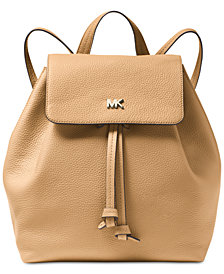 MICHAEL Michael Kors Junie Flap Backpack