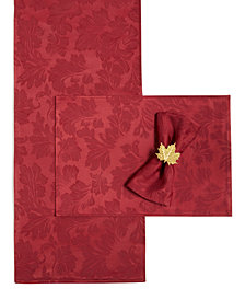 Martha Stewart Harvest Table Linen Collection