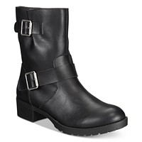 Style & Co Gianara Moto Booties