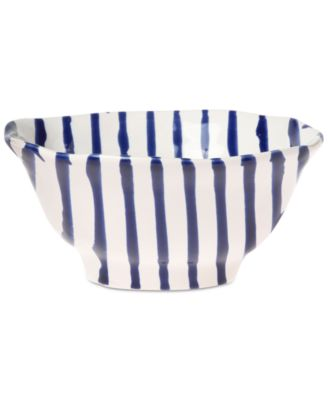 Net & Stripe Stripe Berry Bowl