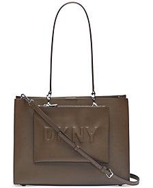 DKNY Mott Logo Tote, Created for Macy's