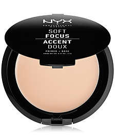 NYX Professional Makeup Soft Focus Primer