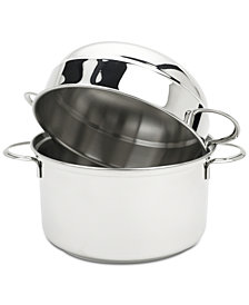 Demeyere 3.2-Qt. Stainless Steel Mussel Pot