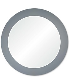 Hunter Round Mirror, Quick Ship