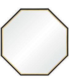 Octo Large Octagon Mirror, Quick Ship