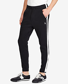 Polo Ralph Lauren Men's Big & Tall Interlock Cotton Track Pants