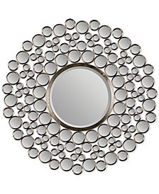 Chic Round Mirror, Quick Ship