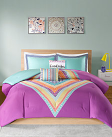 Intelligent Design Lani 5-Pc. Full/Queen Comforter Set