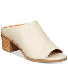 Esprit Lena Block-Heel Slide Sandals