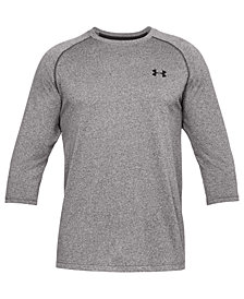 Under Armour Men's Tech 3/4 Sleeve T-Shirt