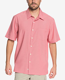 Quiksilver Men's Waterman Cane Island Shirt