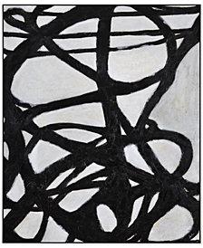 Black Journey Framed Wall Art, Quick Ship