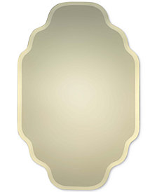 Lucy Decorative Mirror, Quick Ship