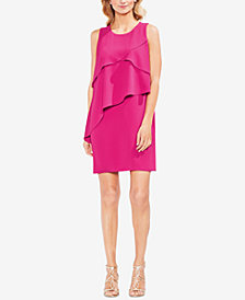 Vince Camuto Tiered Shift Dress