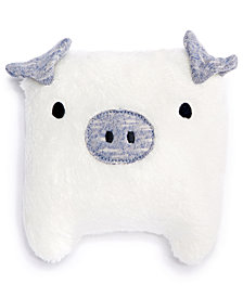 First Impressions Baby Boys or Baby Girls Plush Pig Toy, Created for Macy's