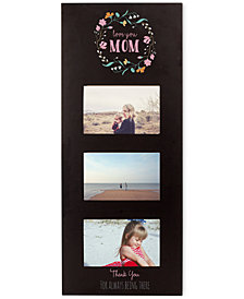 Cathy's Concepts Black Multi-Photo Frame