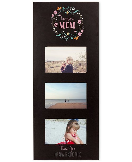 Cathys Concepts Black Multi Photo Frame Picture Frames Macys