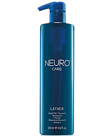 Paul Mitchell Neuro Care Lather HeatCTRL Shampoo, 9.2-oz., from PUREBEAUTY Salon & Spa