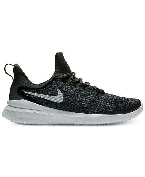 644be321bba6 Nike Women s Renew Rival Running Sneakers from Finish Line   Reviews ...