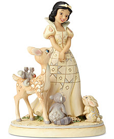Jim Shore Snow White Woodland Figurine