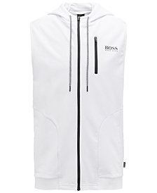 BOSS Men's Hooded Beach Jacket