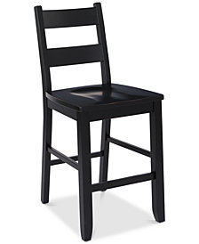 Shevy Counter Stool, Quick Ship