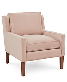 Emberli 39'' Fabric Accent Chair, Created for Macy's