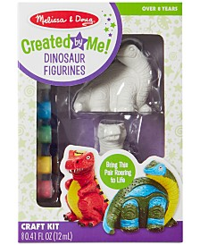Melissa & Doug Decorate-Your-Own Dinosaur Figurines