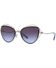 Coach Sunglasses, HC7086 60 L1037