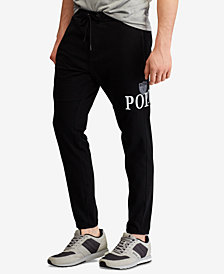 Polo Ralph Lauren Men's Big & Tall Jersey Track Pants