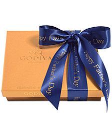 Godiva 19-Pc. Father's Day Gold Box