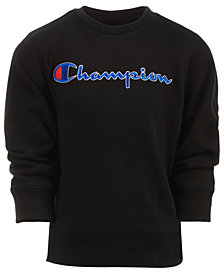 Champion Toddler Boys Heritage Embroidered Logo Sweatshirt