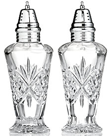 Godinger Serveware, Dublin Salt and Pepper Shakers