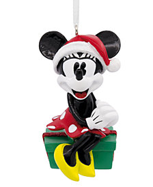 Hallmark Minnie Mouse Vintage-Look Ornament