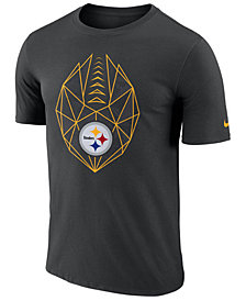 Nike Men's Pittsburgh Steelers Icon T-Shirt