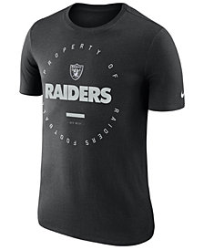 Nike Men's Oakland Raiders Property Of T-Shirt