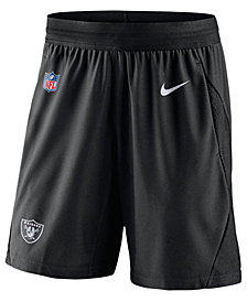 Nike Men's Oakland Raiders Fly Knit Shorts