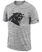 64ba86af5 Nike Men s Carolina Panthers Legend Velocity Travel T-Shirt