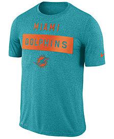 Nike Men's Miami Dolphins Legend Lift T-Shirt