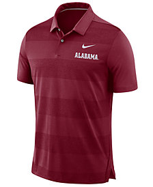 Nike Men's Alabama Crimson Tide Early Season Coaches Polo
