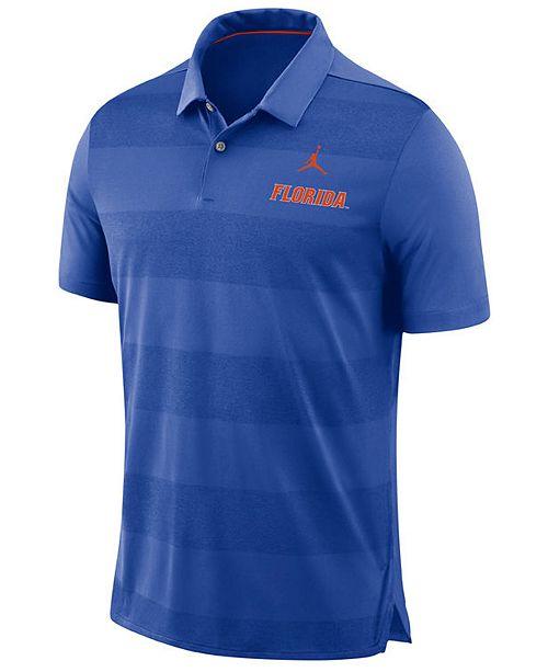 Nike Men's Florida Gators Early Season Coaches Polo