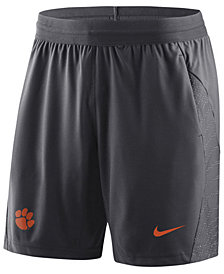 Nike Men's Clemson Tigers FlyKnit Shorts