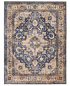 KM Home Taza Heriz Area Rug Collection