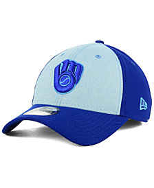 New Era Milwaukee Brewers Father's Day 39THIRTY Cap 2018