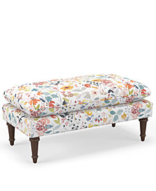 Martha Stewart Collection™ Bedford Collection Bradbury Bench, Quick Ship, Created For Macy's
