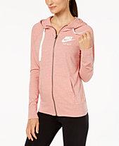 d257c02c59de Nike Gym Vintage Full-Zip Hoodie