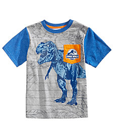 Jurassic Park Little Boys Graphic-Print T-Shirt