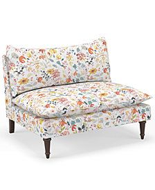 Martha Stewart Collection™ Bedford Collection Savannah Settee, Quick Ship, Created For Macy's